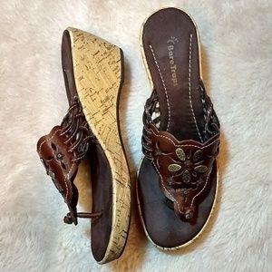BareTraps Wedge Sandals